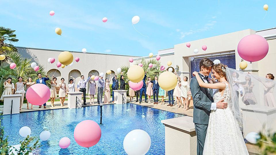 ヒルズスィーツ宇都宮ブリーズテラスの結婚式