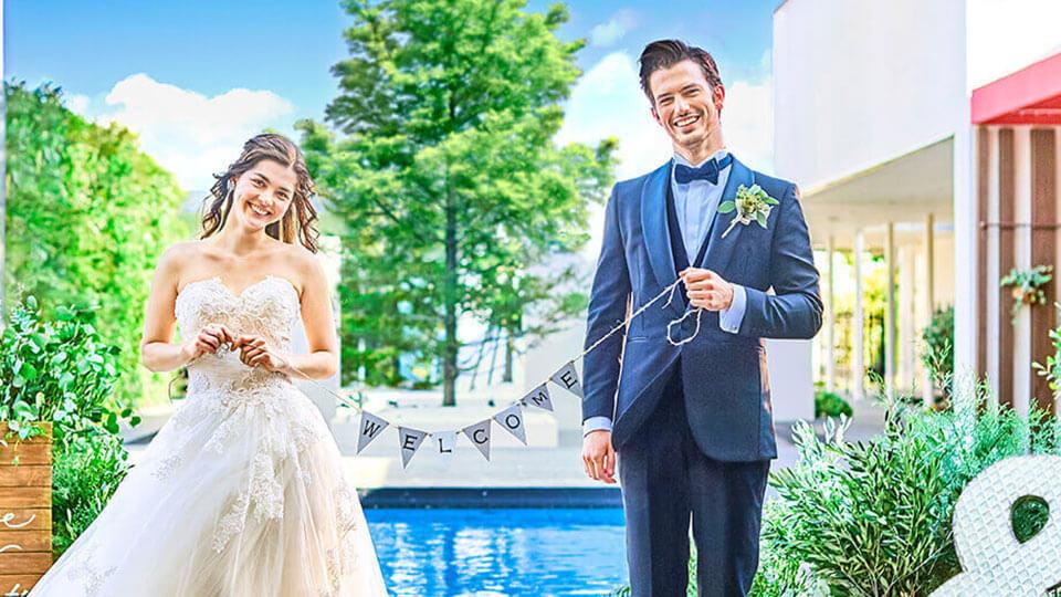 ブリーズレイ・プライベートテラスの結婚式