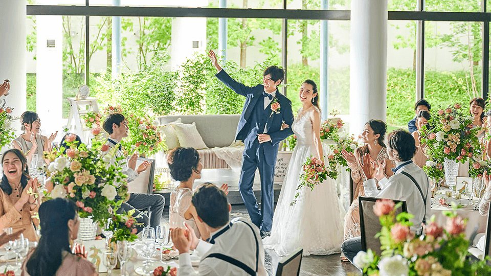 茨城県つくば市の結婚式場 麗風つくば シーズンズテラス