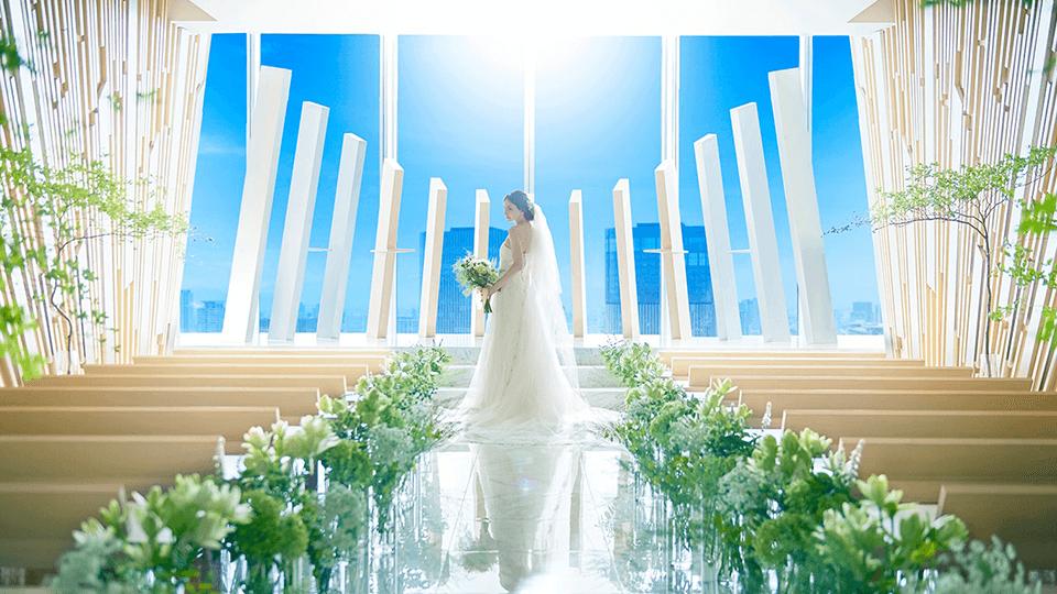 大阪府大阪市の結婚式場 The 33 Sense of Wedding