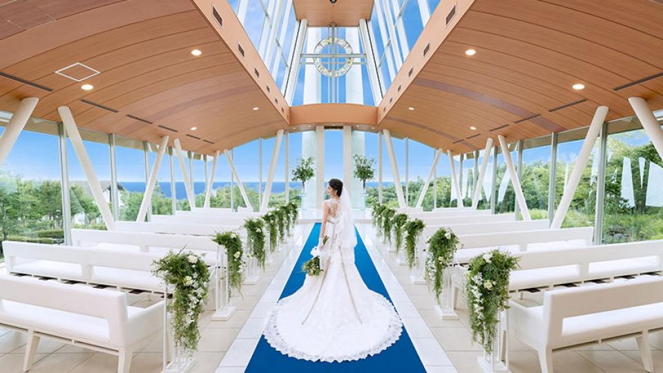 ヒルトン小田原リゾート&スパの結婚式