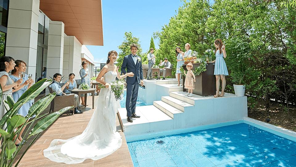 群馬県前橋市の結婚式場 ザ・リーヴス プレミアムテラス