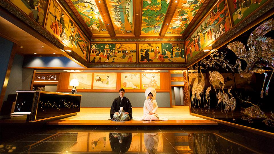 ホテル雅叙園東京の結婚式