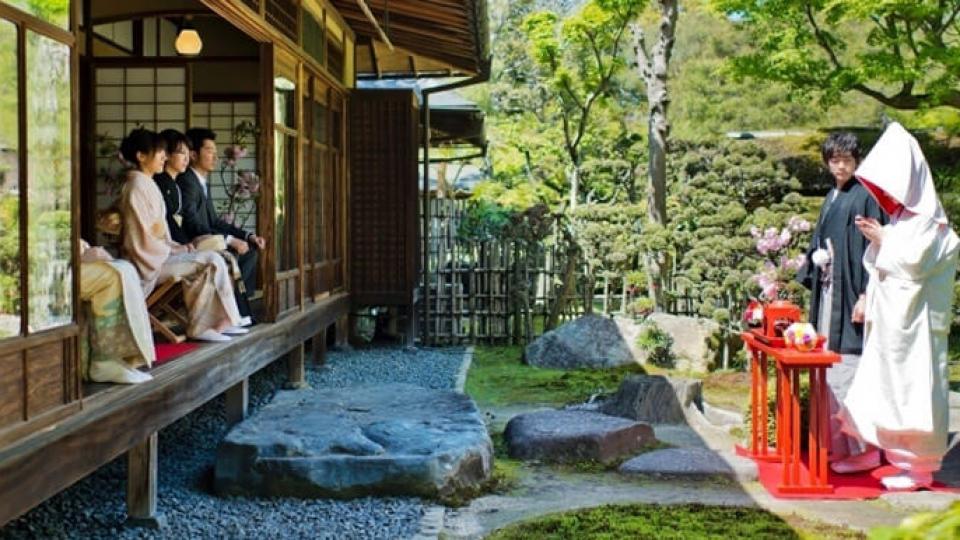 桜鶴苑のウェディングプラン