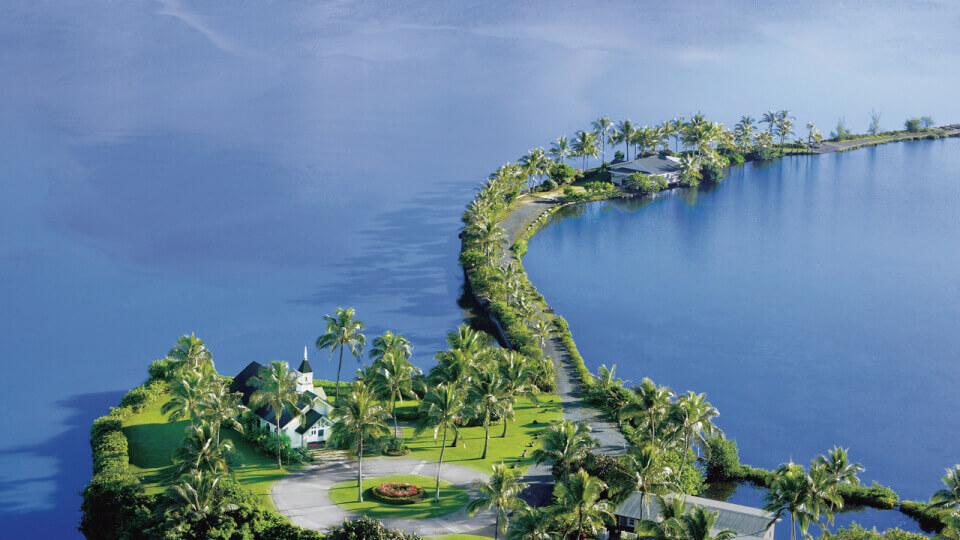 ハワイ オアフ島 ザ・プライベート・ガーデン アロハ・ケ・アクア