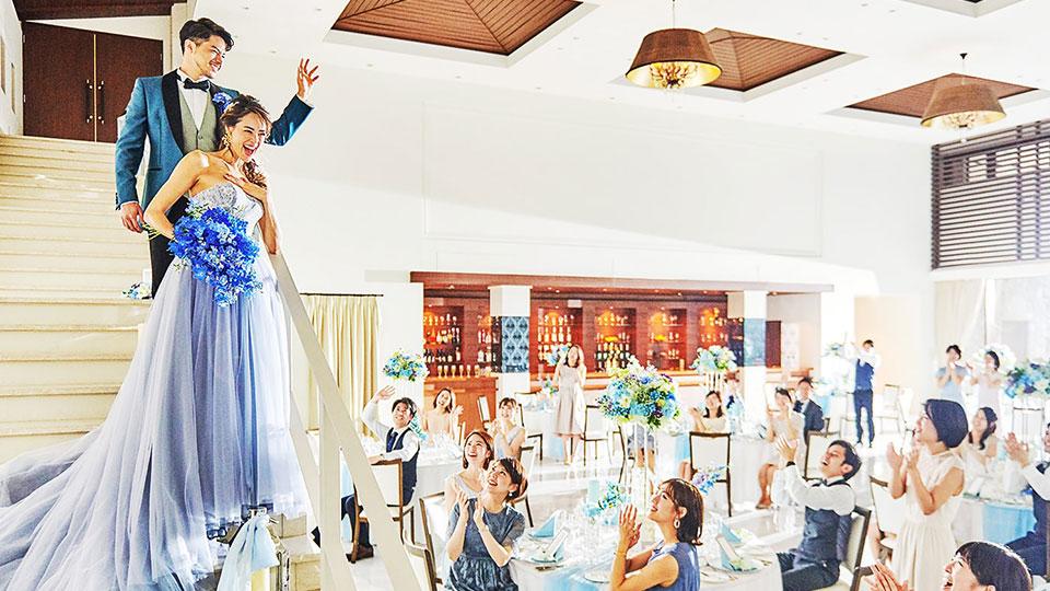 千葉の結婚式場 ザ・ミーツ マリーナテラス