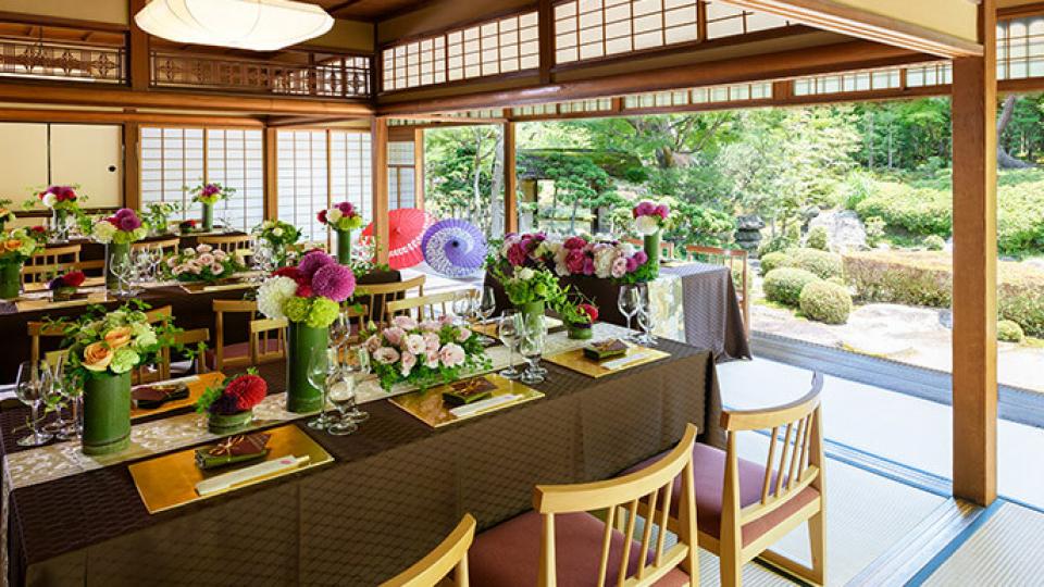 桜鶴苑の結婚式
